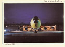 AEROSPACIALE-TOULOUSE  Airbus A 340 - 1946-....: Era Moderna