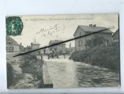 CPA  - 94 - Saint Omer - Faubourg Du Haut Pont - Le Dèversoir - Saint Omer