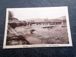 CPA - VABRES (12) - Le Pont Sur Le Dourdou - Vabres