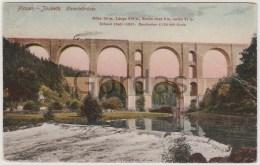 Germany - Elster Viaduct - Plauen Jocketa - Elstertalbrucke - Ouvrages D'Art