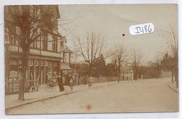 BARNET- CARTE-PHOTO-- ADLEY WOOD -POST OFFICE - Hertfordshire