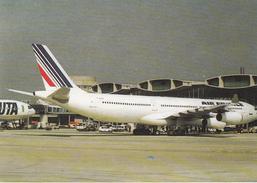Profil A340 : 007b F-GLZB - 1946-....: Modern Era