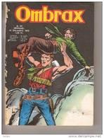 OMBRAX N° 59 DECEMBRE 1970 VOIR SCAN COUVERTURE EN BAS GAUCHE AVEC UN MANQUE ET ELIMEE SUR LA HAUTEUR - Ombrax