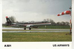A 321  US AIRWAYS - 1946-....: Era Moderna