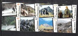 Nieuw Zeeland 2004 Mi Nr 2189 - 2196  Lord Of The Rings  Postfris, - Nouvelle-Zélande