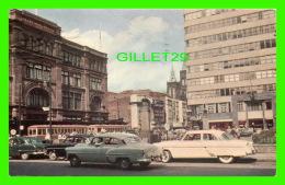 VOITURES DE TOURISME - CARRÉ PHILIPPE, MONTRÉAL - PHOTO, C.N.R. - CIRCULÉE EN 1974 - - Voitures De Tourisme