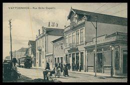 MATOSINHOS - Rua Brito Capelo. Carte Postale - Porto