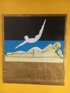 """5112 - Dôle Blanche 1989 Artiste Urs Lüthi """"dans Le Beau Crystal Du Matin Suivons Le Mirage Lointain!"""" Baudelaire - Art"""