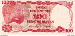 INDONESIA 100 RUPIAH 1984 P-122b UNC   LITHOGRAPHED [ID580b] - Indonesië
