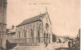 CPA-1904-ALGERIE-ANNABA BONE--TBE-Le TEMPLE PROTESTANT-TBE - Annaba (Bône)