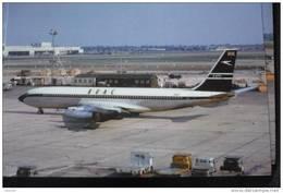 B 707       BOAC    G APFI - 1946-....: Moderne