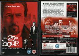 # DVD Spike Lee - 25th Hour ( Ligua Inglese) - Policiers