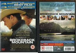 # DVD Ang Lee - Brokeback Mountain (lingua Inglese) - Dramma