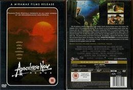 # DVD Francis Ford Coppola - Apocalypse Now Redux (ligua Inglese/italiano) - Dramma