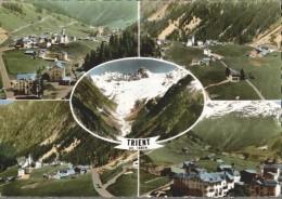 CPSM Suisse - Trient - En Avion Au Dessus - VS Valais