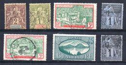 Guadeloupe 148** TTB-28o-39o-14o-14o-102o-102o - Non Classificati