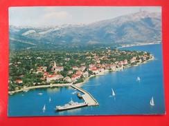 A3-Postcard-Orebic - Croacia