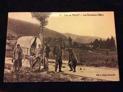 Pont De Pallet Les Montreurs D Ours ( Attention Copie Ressente Photo) - Autres Communes