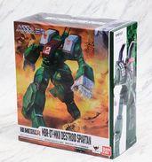 Hi-Metal R MBR-07-MKII Destroid Spartan ( Bandai ) - SF & Robots