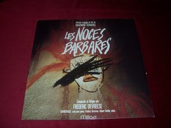 LES NOCES BARBARES  MUSIQUE ORIGINALE DU FILM  MARION HANSEL - Instrumental