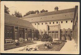 °°° 5125 - GERMANY - BAD NAUHEIM - HOF VOM BADEHAUS X NORD - 1911 With Stamps °°° - Bad Nauheim
