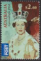 AUSTRALIA - USED 2013 $2.60 Diamond Jubilee Of The Coronation, International - 2010-... Elizabeth II