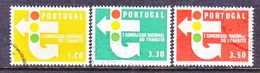PORTUGAL 942-4    (o)   ROAD  SAFETY - Accidents & Road Safety