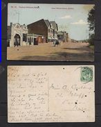 South West Africa Kaiser Wilhelm St, Windhuk, Used 1919, WINDHOEK > Durban, S.Africa 1/2d Adhesive - Namibia