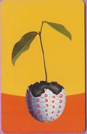 Télécarte Lituanie °° Nc - Fleur En Pot - 2001 – 2046 - Lituanie