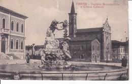Q328 THIENE - FONTANA MONUMENTALE - Vicenza