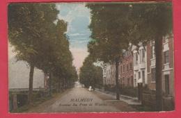 Malmedy - Avenue Du Pont De Warche - 1930 ( Voir Verso ) - Malmedy