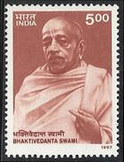 Bhaktivedanta Swami Srila Prabhupada Indian Guru Founder Hare Krishna Hare Rama Movement ISKCON - FDC