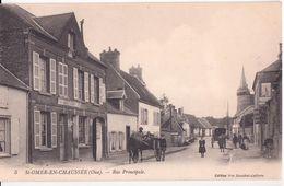 SAINT OMER EN CHAUSSEE-RUE PRINCIPALE - France