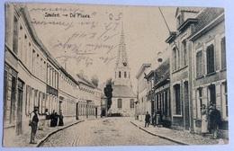 Staden De Plaats Feldpost Soldaten-Briefstempel - Staden
