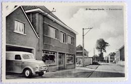 St-Martens-Lierde - Kwaadstraat Oldtimer Dodge Uitg. A. Stevens - Lierde