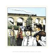 313. JAMAR & DUFAUX.  LES VOLEURS D'EMPIRE - Ex-libris
