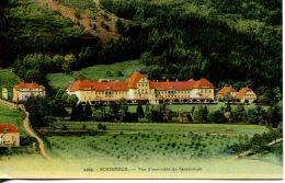 N°54920 -cpa  Schirmeck -vue Du Sanatorium- - Schirmeck