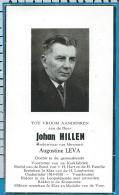 Bp      Doctor   Hillen   Leva   Roermond   Zolder - Images Religieuses