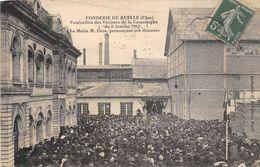 16 RUELLE FUNERAILLES DES VICTIMES DU 8 JANVIER 1912 - Autres Communes
