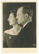 Liechtenstein // Prince Josef II Et Princesse Georgine Du Liechtenstein - Königshäuser