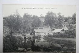 35 : St Ouen Des Alleux - Le Moulin De Bécherel - France