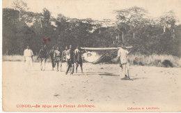 CONGO )) En Tipoye Sur Le Plateau Achikouya  ** - Congo Francés - Otros