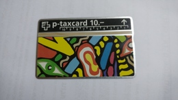 Switzerland-(v-29)-jahre Auf Sendung-fernsehturm Uetliberg40-(307l)-3.000-mint Card+1card Prepiad Free - Suisse