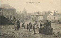 PIE 17-VIN-6353  : VENDRESSE LA PLACE - France