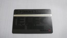Switzerland-(v-66b)-telecom-headquarter-(524l)-5.000-used Card+1card Prepiad Free - Suisse