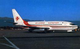 AVIONS / AEROPORT   /  L 25   /   BOEING 747      AIR ALGERIE           CPM / CPSM  10 X 15 - 1946-....: Moderne