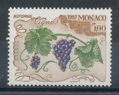 Monaco N°1583** Les Quatre Saisons De La Vigne - Automne - Nuovi
