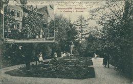 AK Kronberg Taunus, Genesungsstätte Hohenwald, O Um 1910 (15575) - Kronberg
