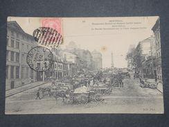CANADA - Carte Postale Du Marché Bonsecours à La Place Saint Jacques , Voyagée En 1909 - L 9755 - Montreal
