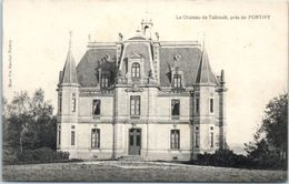 56 - Le Château De TALHOUËT - France
